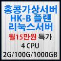 Picture of 홍콩가상서버-B/리눅스서버