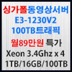 Picture of 싱가폴동영상서버 E3-1230v2