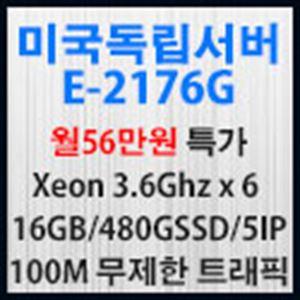 Picture of 미국헥사코어서버 E-2176G