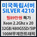 Picture of 미국데카코어서버 Silver 4210