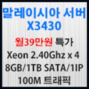 Picture of 말레이시아 서버 x3430