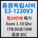 Picture of 홍콩쿼드코어서버 E3-1220
